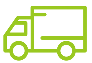 next day delivery symbol
